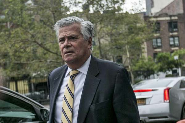 Former State Senate Leader Dean Skelos enters Southern