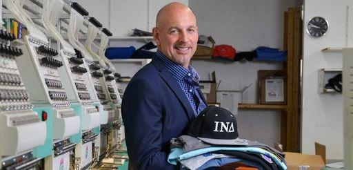 Scott McManus, 48, Owner and president of Something