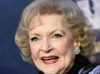 Betty White, a longtime animal activist, spoke out