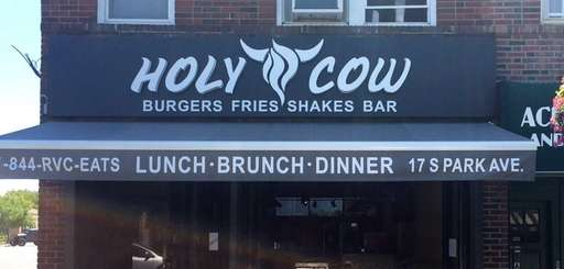 Holy Cow is a new burger-centric restaurant set