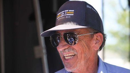Michael Guasp, of Bay Shore, a driver for