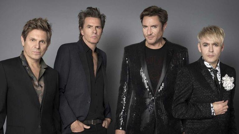 Duran Duran will play August 5, 2015