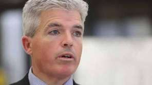 Country Executive Steve Bellone in a photo taken