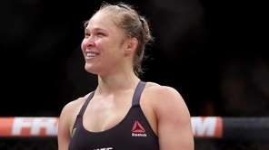 Ronda Rousey defeated Bethe Correia by knockout in