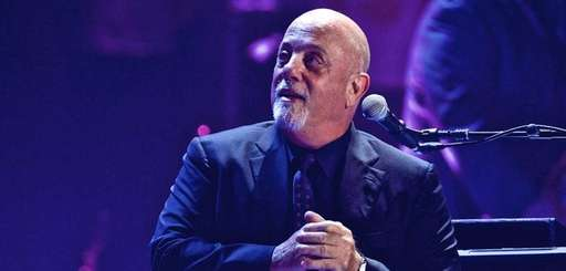 Billy Joel, seen in an undated photo, will