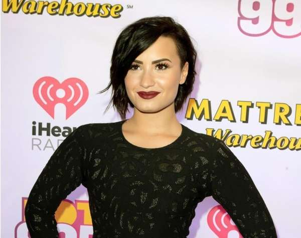 In this Dec. 15, 2014 file photo, Demi