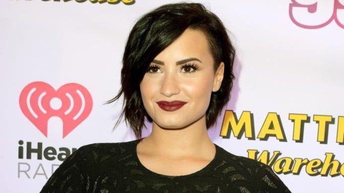 In this Dec. 15, 2014 file photo, Demi