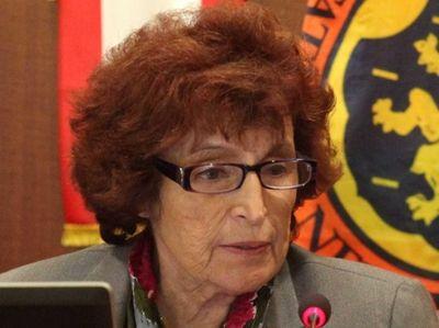 Nassau County Presiding Officer Norma Gonsalves (R-East Meadow)