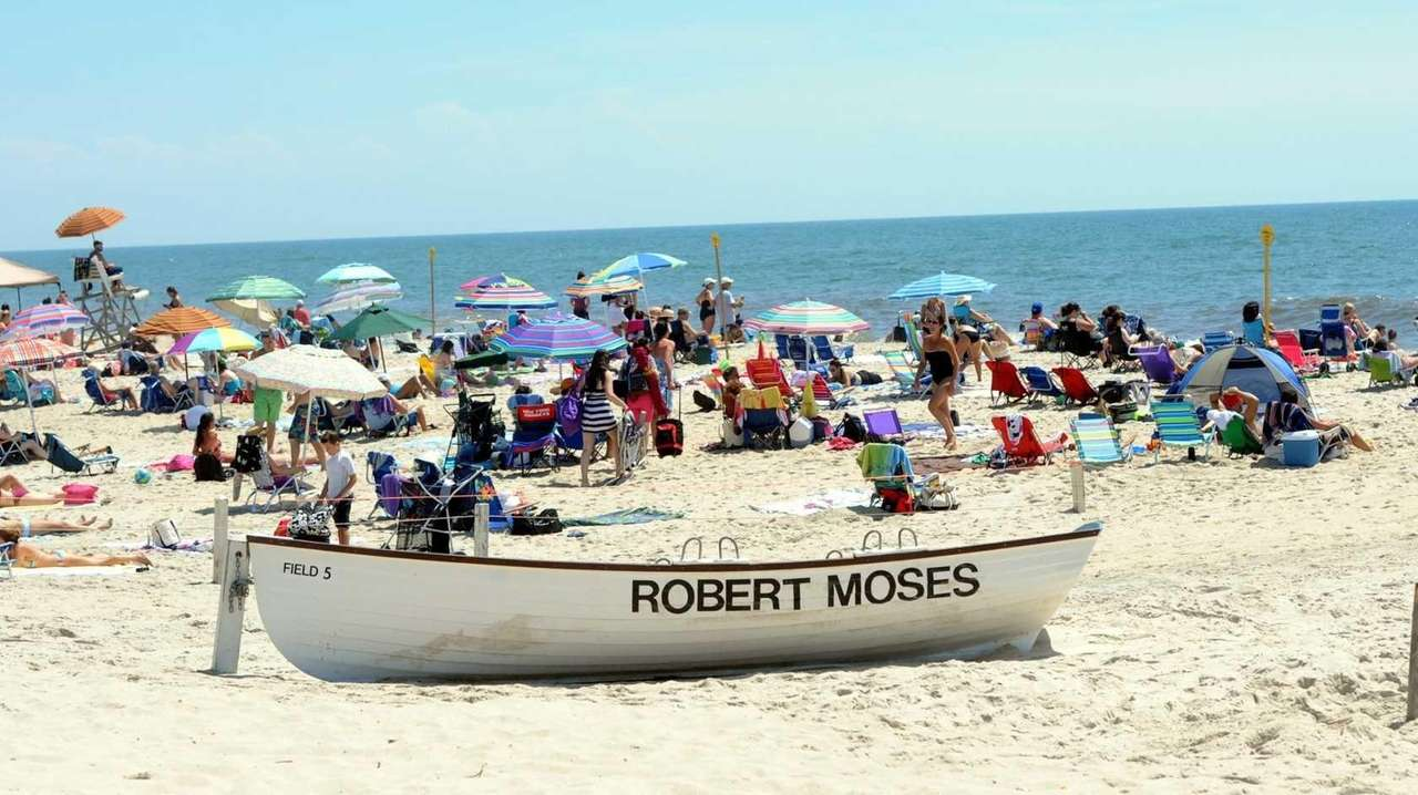 Wi Fi Service Comes To Robert Moses State Park