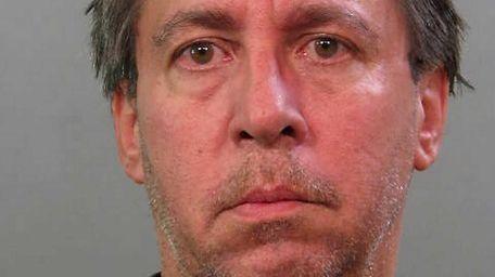 Casmir J. Usowicz, who was arrested on Sunday,