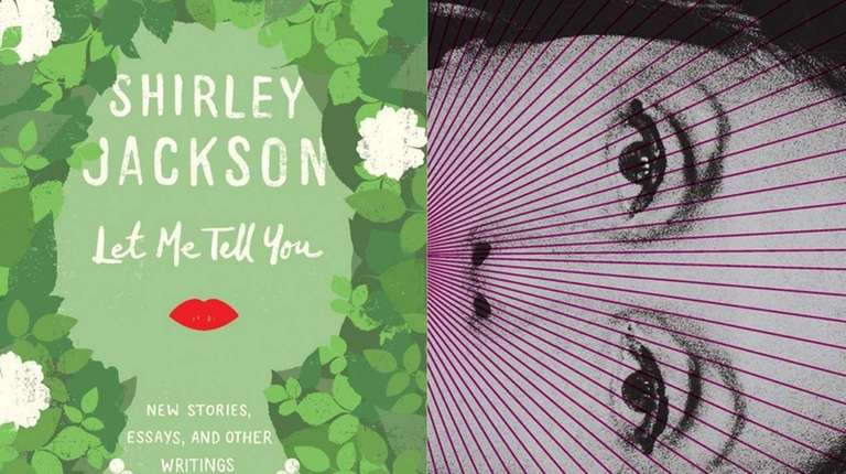 Newly published work from cult writers Shirley jackson,