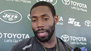 New York Jets defensive back Antonio Cromartie (31)
