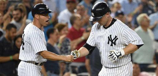 New York Yankees third base coach Joe Espada