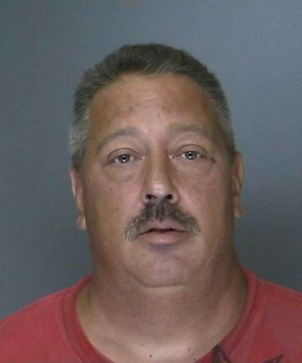 Joseph DiSclafani, 48, of Centereach, was arrested on