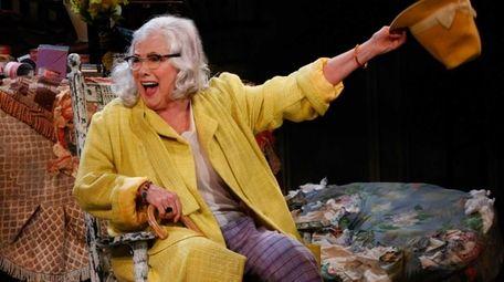 Betty Buckley as Big Edie in Act II