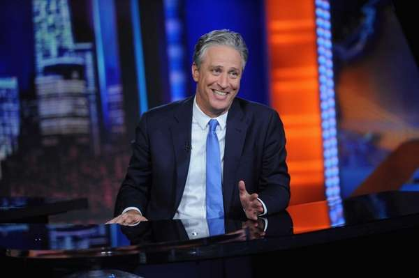 Jon Stewart hosts