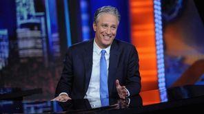 Jon Stewart hosts
