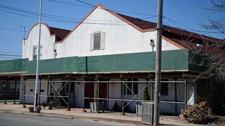 Ye Olde Firehouse in Point Lookout on March
