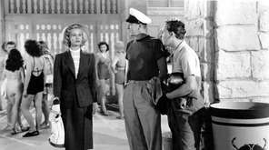 Some scenes for the 1949 film