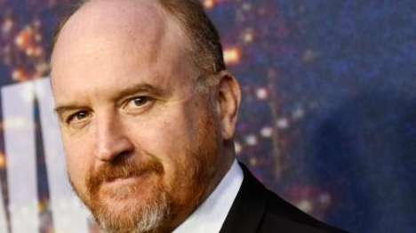 Louis CK is taking a break from