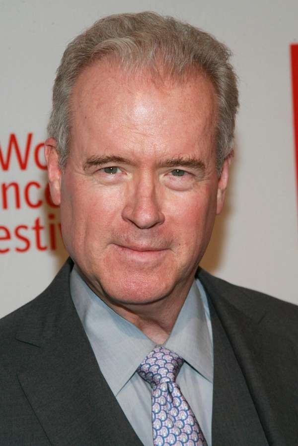 Robert Mercer is shown in this file photo