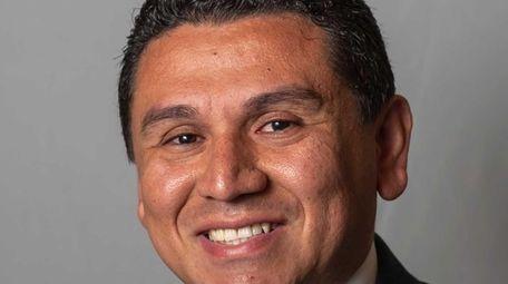 Giovanni Mata is running for Suffolk County legislator