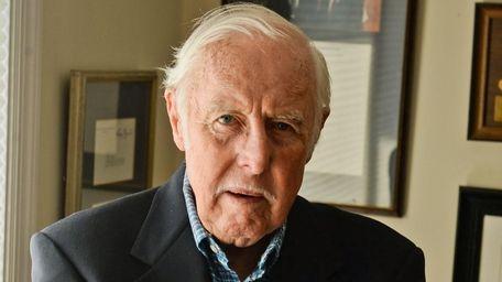 John Good, a retired FBI agent seen here