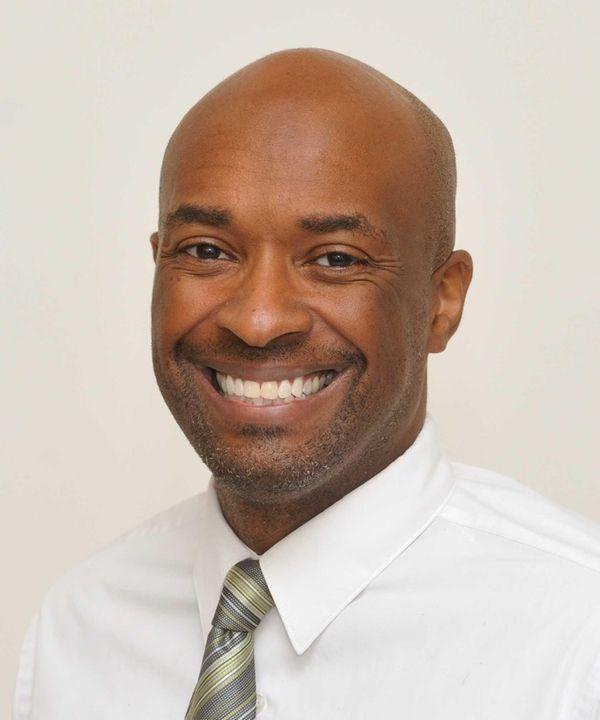 Nassau Legislative Minority Leader Kevan Abrahams is shown