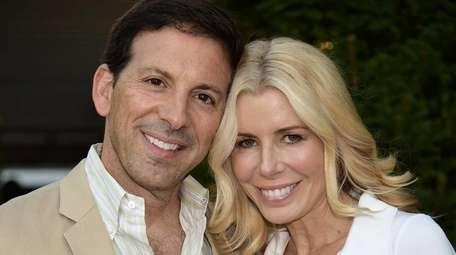 Reid and Aviva Drescher attend The Sunflower Party,
