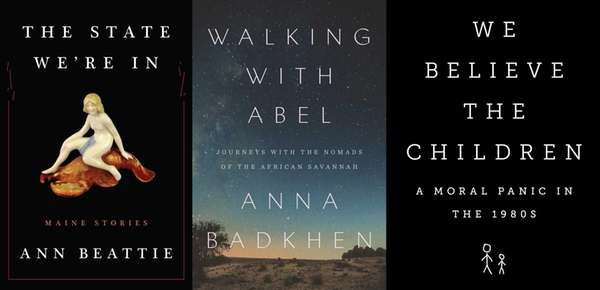 August releases by Ann Beattie, Anna Badkhen and
