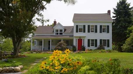 The North Fork Designer Show House is located
