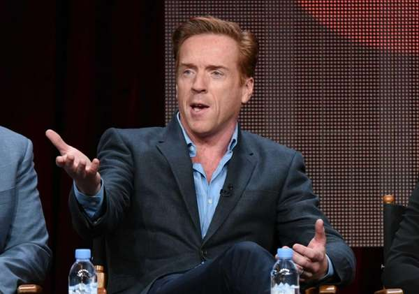 Damian Lewis participates in the