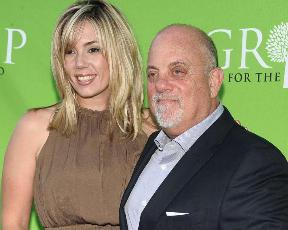 Aug. 12, 2015: Billy Joel and wife Alexis