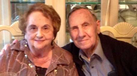 Ruth and Anthony Saylor of North Bellmore recently