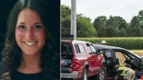 Lauren Baruch, 24, of Smithtown, died Saturday, July