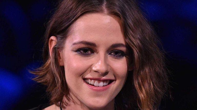 Actress Kristen Stewart visits