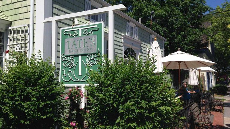 The Tate's Bake Shop in Southampton.