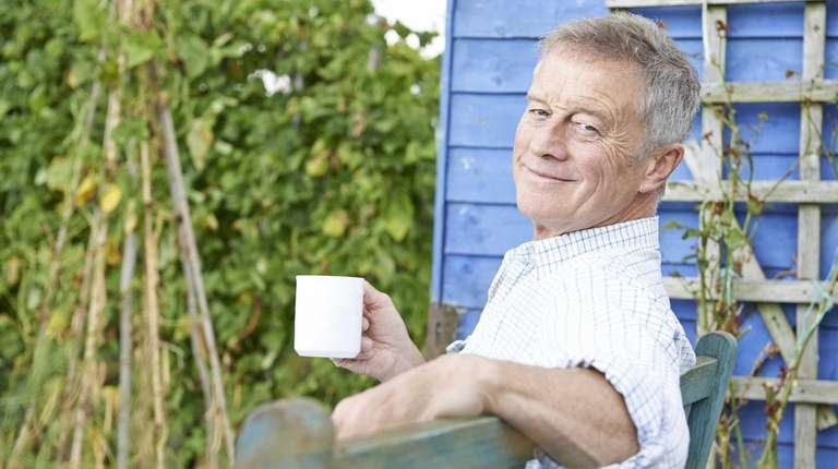 Older adults who spend even a little time