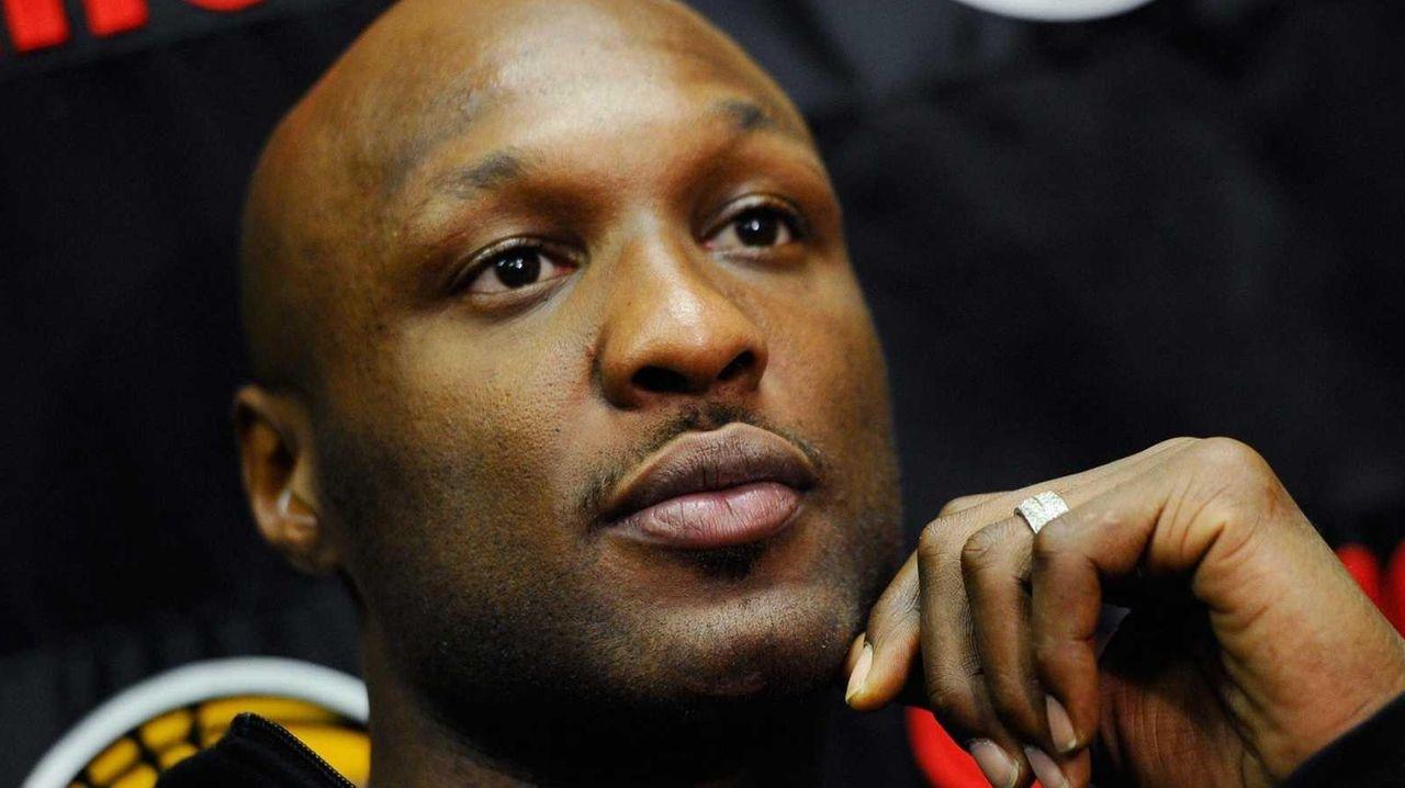 Lamar Odom denies he ambushed his estranged wife,