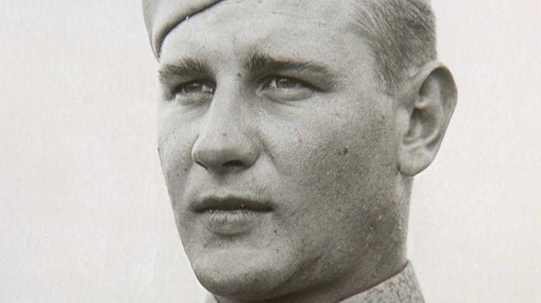 This is photo of World War II veteran