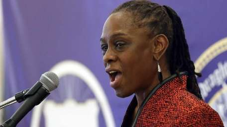 Chirlane McCray attends the P2PH Policy to Practice