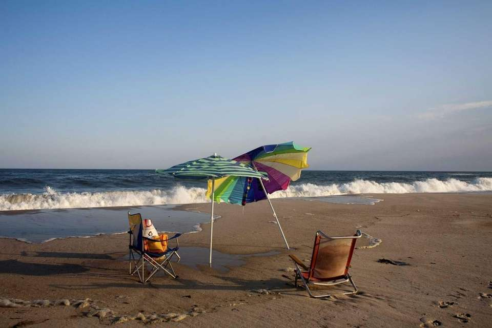 Fire Island, New York (about 2 hours from
