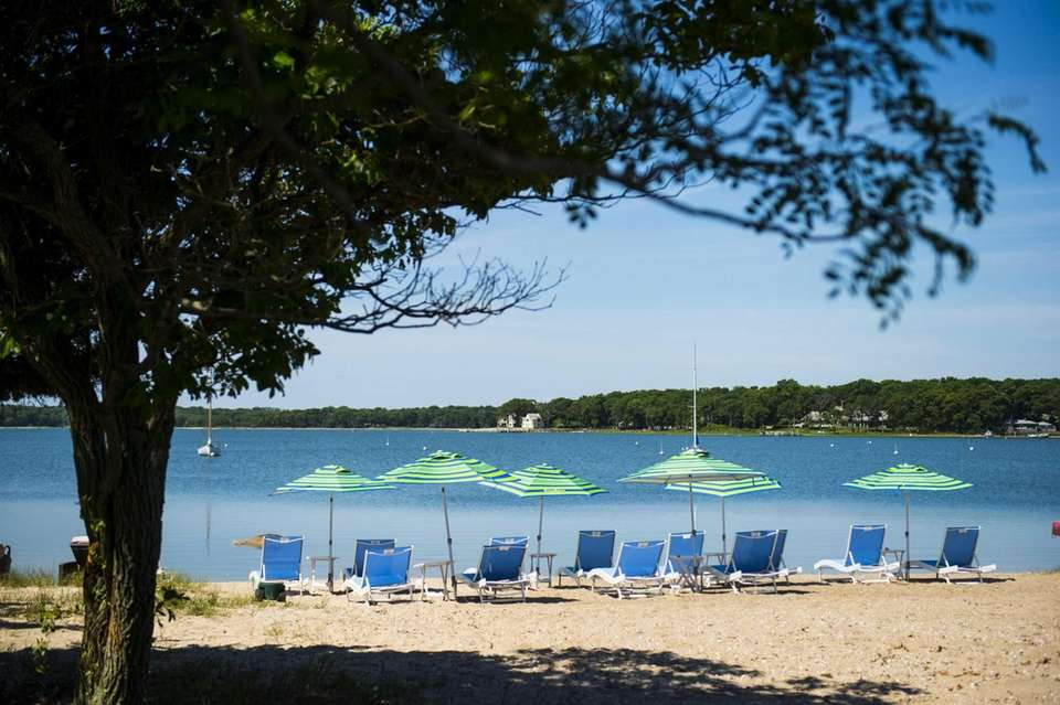 Shelter Island, New York (about 2 hours from