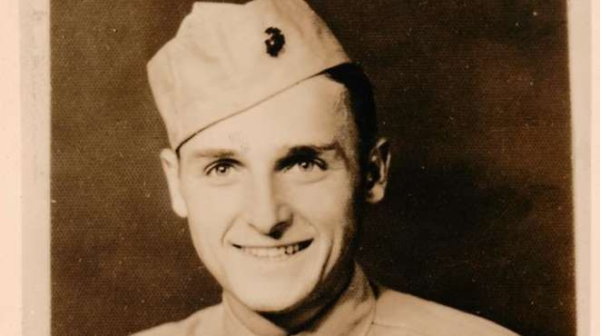 Marine Pfc. Joseph Esposito, uncle of Newsday reader