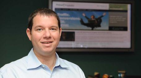 Andrew Hazen, chief executive of Angel Dough Ventures