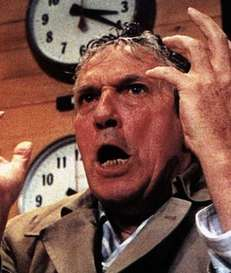 Network (1976) starring Peter Finch, directed by Sidney