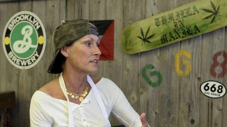 Tracey Gardell, owner of The Gig Shack in