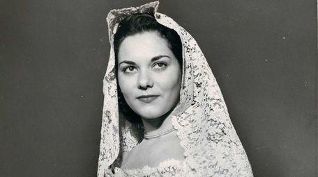 Jessie C. Saladino, the widow of State Supreme