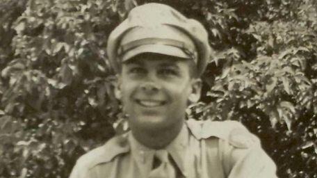 Nicholas C. Vogel, a decorated World War II