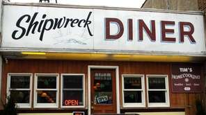 Tim's Shipwreck Diner in Northport and more Long